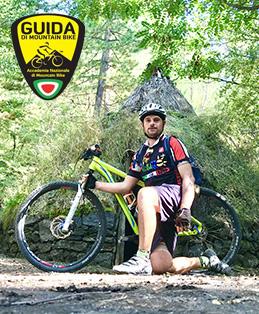 Basciano bike guida MTB Abruzzo
