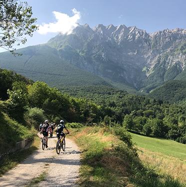 Basciano bike Castelli bici