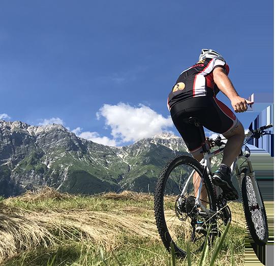 Basciano bici Abruzzo