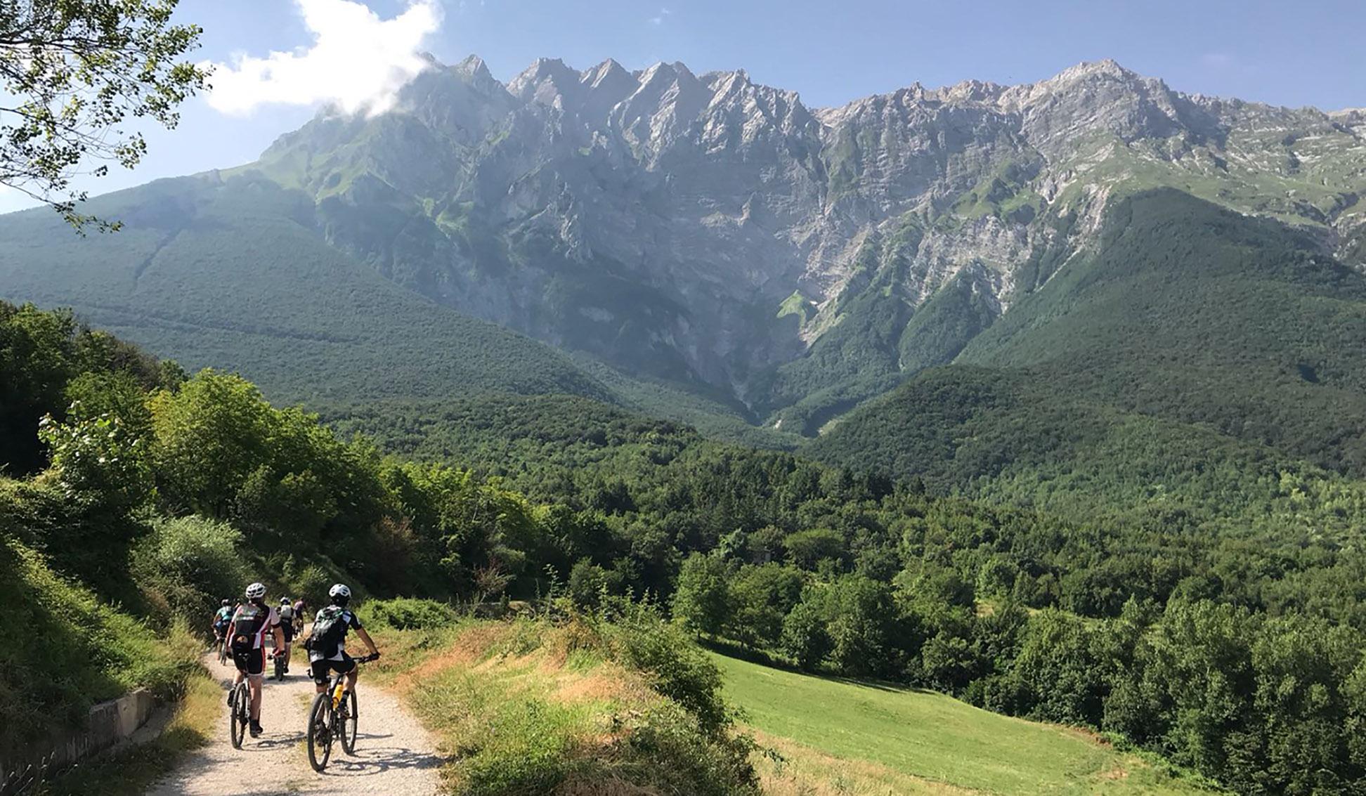Relax & Enjoy Basciano bike